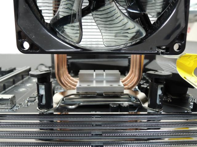 CoolerMaster Intel/AMD両CPU対応 サイドフロー型CPUクーラー Hyper TX3 EVO (型番:RR-TX3E-28PK-J1)