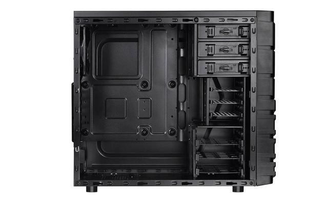 Thermaltake Versa H23 Window /w casefan ATX PCケース CS5288 CA-1B1-00M1WN-04