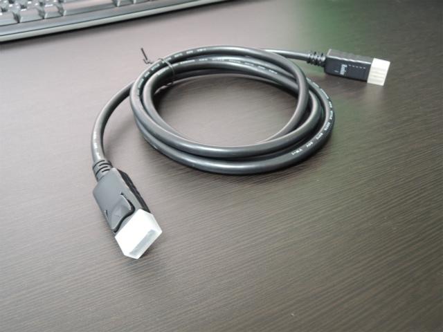 DP - HDMI, Rankie 1.8m 金メッキコネクター搭載 DisplayPort → HDMI変換ケーブル HDTVケーブル(ブラック)