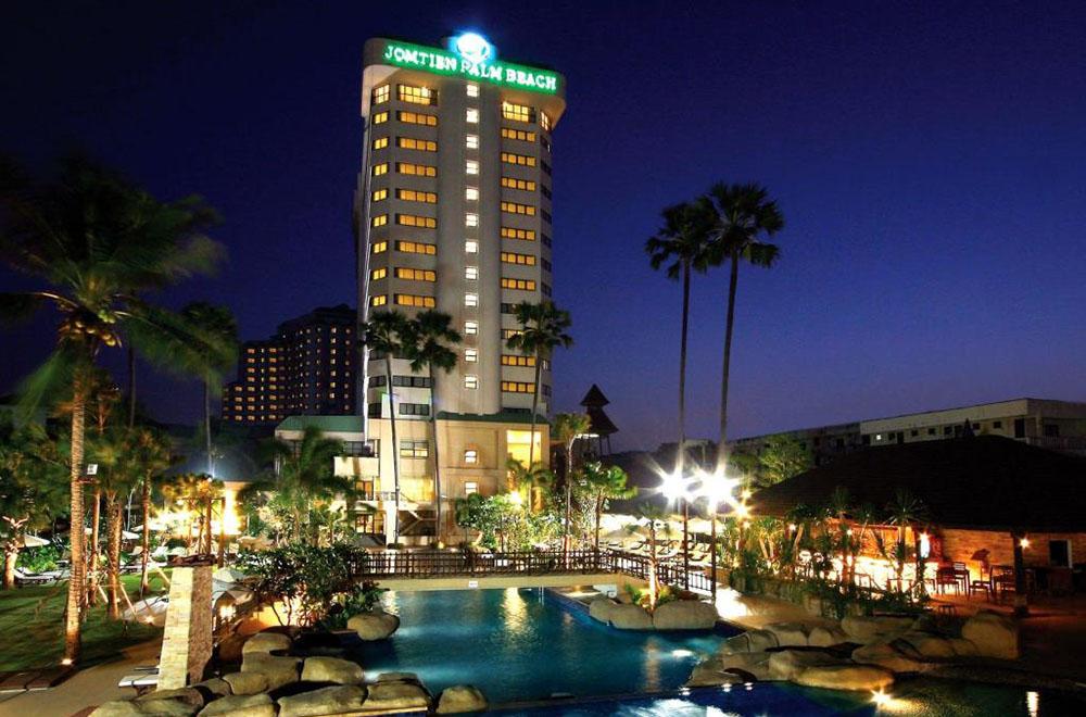 ジョムティエン パーム ビーチ ホテル & リゾート (Jomtien Palm Beach Hotel And Resort) 408 Mu12, Jomtien Beach Rd., ジョムティエンビーチ, パタヤ, タイ - マップで立地をチェック ジョムティエン パーム ビーチ ホテル
