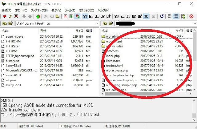 ロリポップからWPXサーバーにサーバー移行