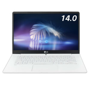 LG ノートパソコン Gram 14Z970-GA55J/970g/14インチ/Windows 10 Home 64bit/USB Type-C搭載/英語キーボード