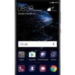 Huawei 5.1型 P10 SIMフリースマートフォン グラファイトブラック 【日本正規代理店品】 P10/VTR-L29/Graphite Black