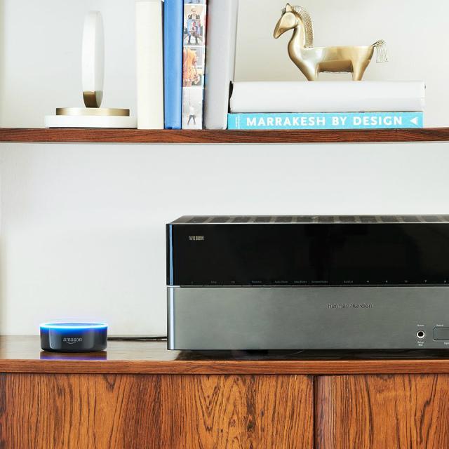Amazon Echo Dot (Newモデル)、ホワイト