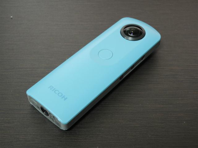 RICOH 360度カメラ RICOH THETA SCが届いたので開封してみる
