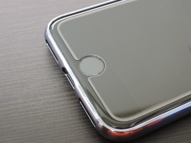 iPhone8用のガラスフィルム