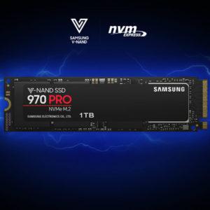 Samsung SSD 970 PROが発売されたので960 PROと何が違うのか比べてみる。