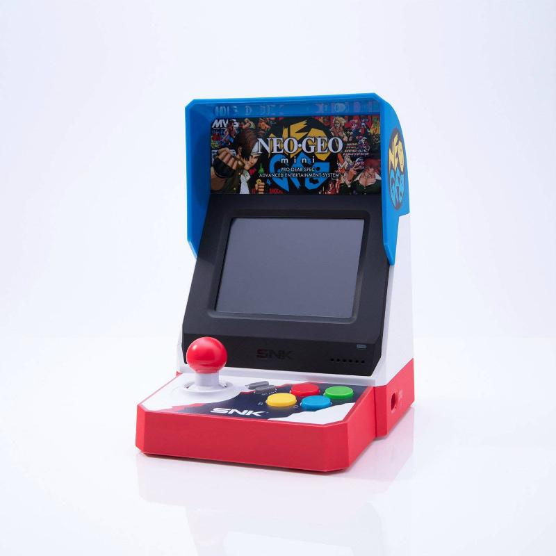 ファミコンクラシックミニに続いてNEOGEO miniが発売されます。