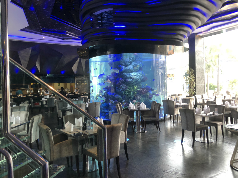 センタラ アズール ホテル パタヤ (Centara Azure Hotel Pattaya)のレストラン