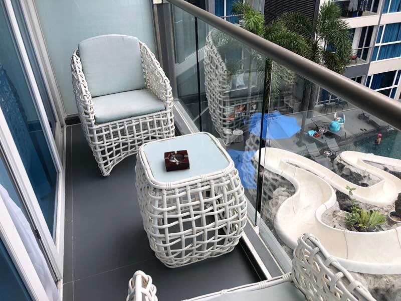 パタヤでの宿泊② センタラ アズール ホテル パタヤ (Centara Azure Hotel Pattaya)のレビュー