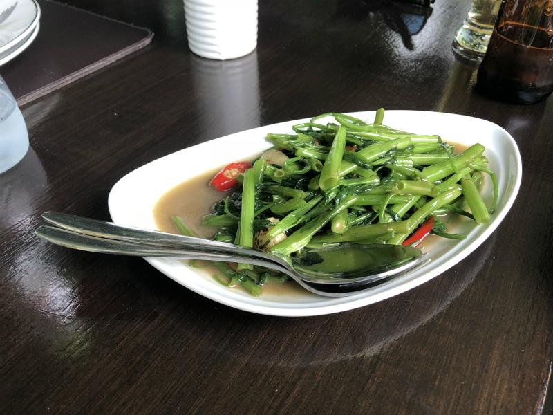 バンコクでおすすめ マッサマンカレーを「Taling Pling(タリンプリン)」で食べてきた