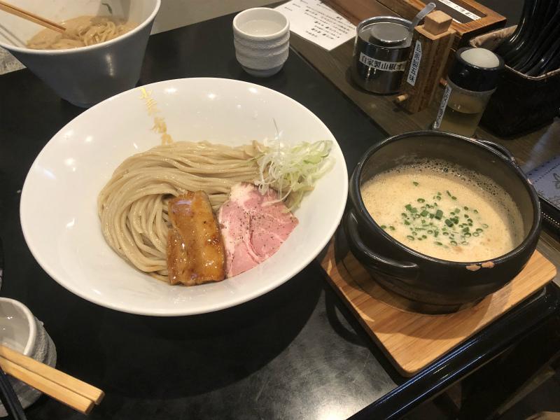 春日井市のつけ麺 「麺者すぐれ」に行ってきた