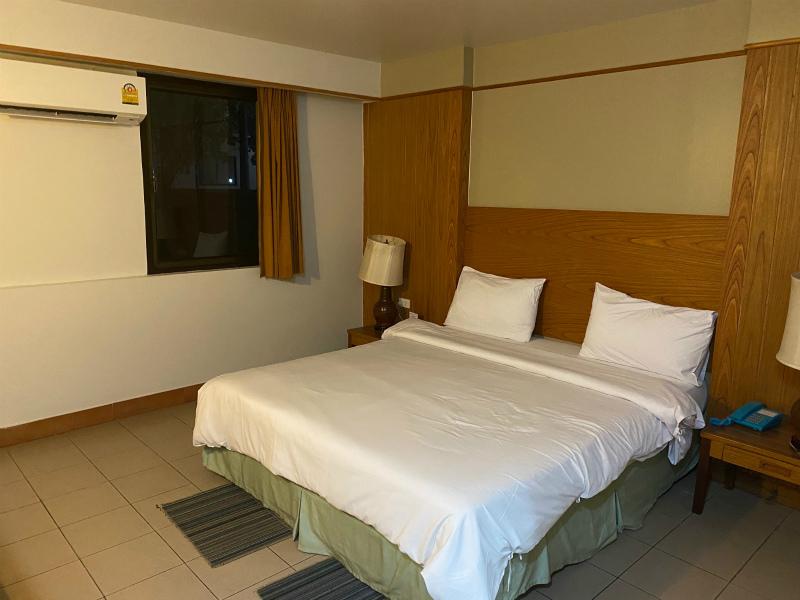 パーム ガーデン ホテル (Palm Garden Hotel)のスーペリア シティビュー