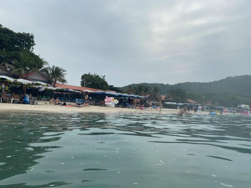 サマエビーチの画像