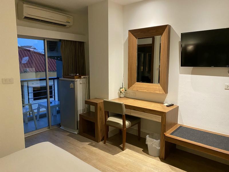 エイプリル スイーツ (April Suites Pattaya)のお部屋のレビュー