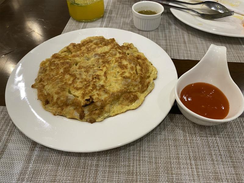 ビバ モンタネ (Viva Montane)の夕食