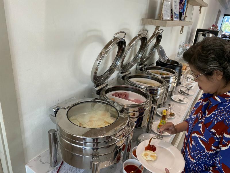 ビバ モンタネ (Viva Montane)の朝食