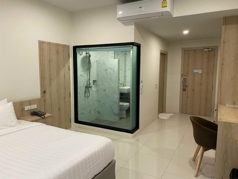 デラックスルーム(プールアクセス可) (Deluxe Pool Access Room)