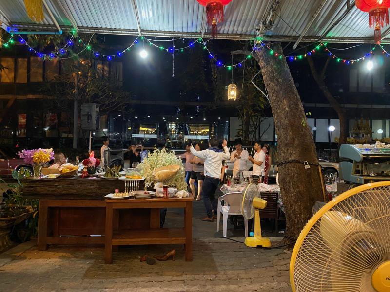 今回のバンコク・パタヤ旅行のメインイベント ICONSIAM(アイコンサイアム)での年越しの花火