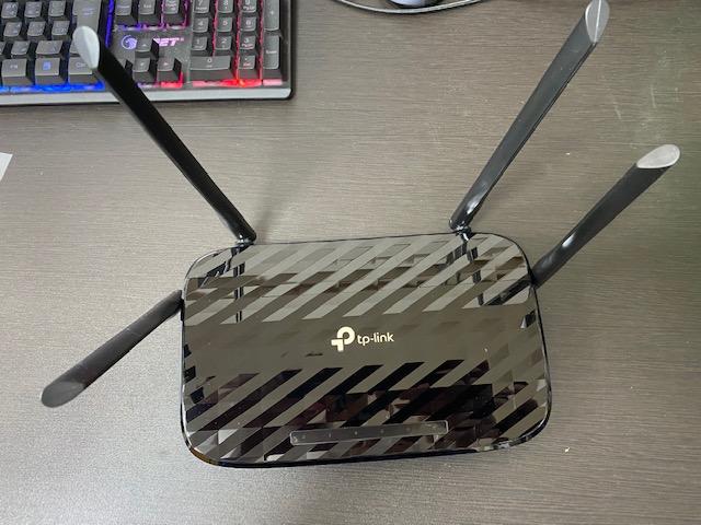 ソフトバンク光のPPPoE接続のユーザー名とパスワードの確認方法とTP-Link Archer C6の設定